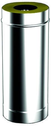 Труба двустенная L=1000мм