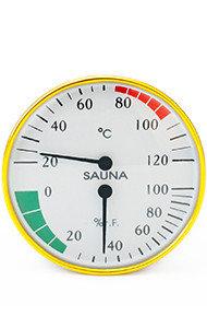 Банная станция СББ-2-1 (термометр+гигрометр)