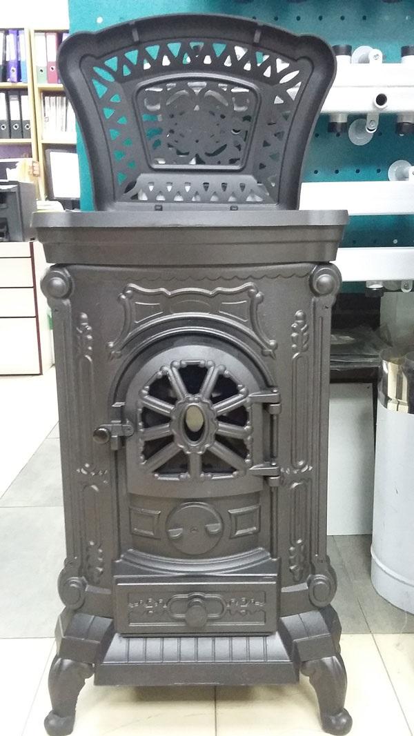 Чугунная печь KAWMET P9 (10 kW)