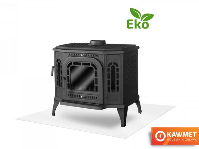 Чугунная печь KAWMET P7 - 10,5 кВт ECO