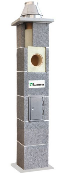 Дымоходная система KAMEN Banya