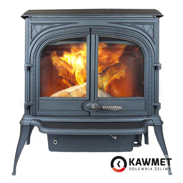Чугунная печь KAWMET Premium S7 (11,3 кВт)