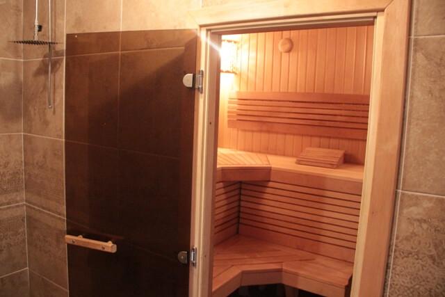 Монтаж Банный комплекс (Могилев) с банной печью МетаБел ПБМ-20С