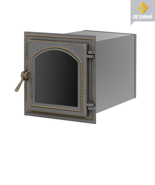 Духовой шкаф ВЕЗУВИЙ 270 (Бронза)