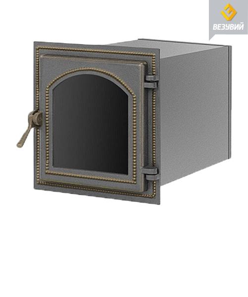 Духовой шкаф ВЕЗУВИЙ 220 (Бронза)