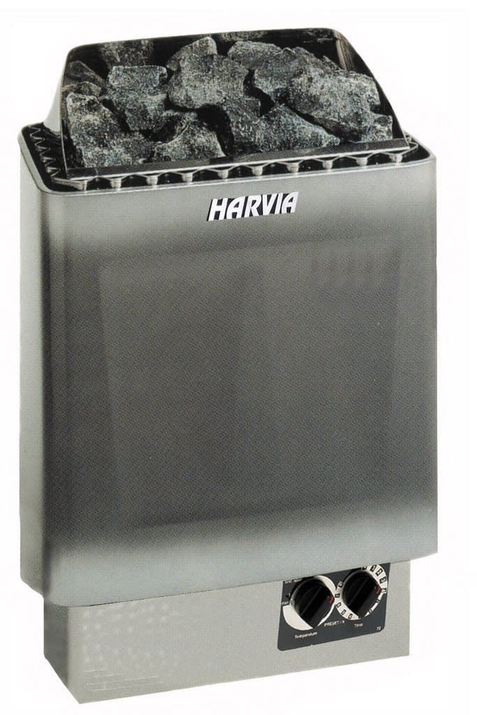 Печь для бани Harvia Trendi KIP 60T Steel электрическая