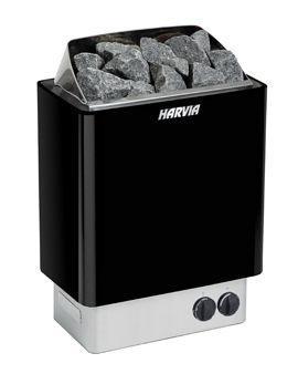 Печь для бани Harvia Trendi KIP 80E Black электрическая