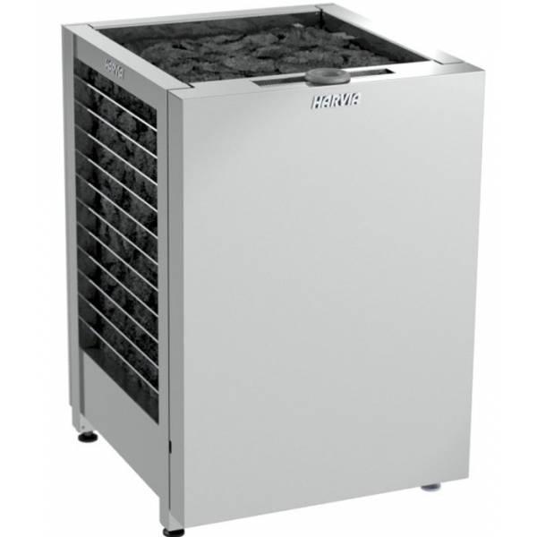 Печь для бани Harvia Modulo Combi MD135GSA электрическая с парогенератором, автомат