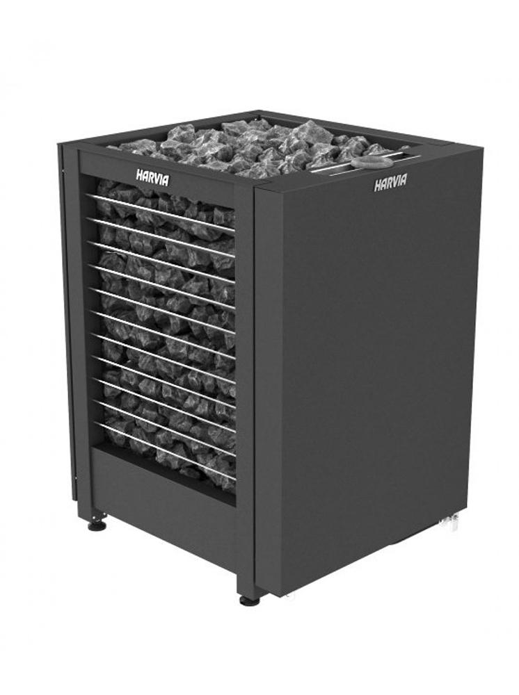 Печь для бани Harvia Modulo Combi MDS180GSA электрическая с парогенератором, автомат