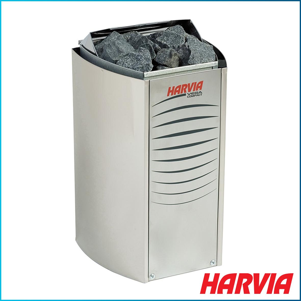Печь для бани Harvia Vega Compact ВС35 Е электрическая