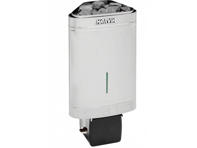 Печь для бани Harvia Delta Combi D29 SE электрическая с парогенератором
