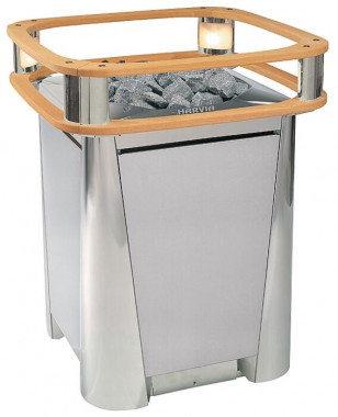 Печь для бани Harvia Elegance F 15 электрическая