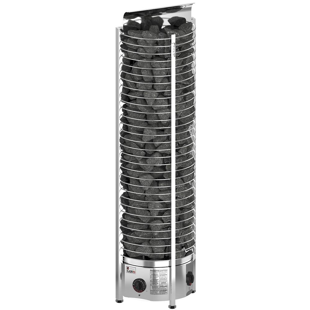 Печь для бани SAWO Tower TH4-60NB-WL