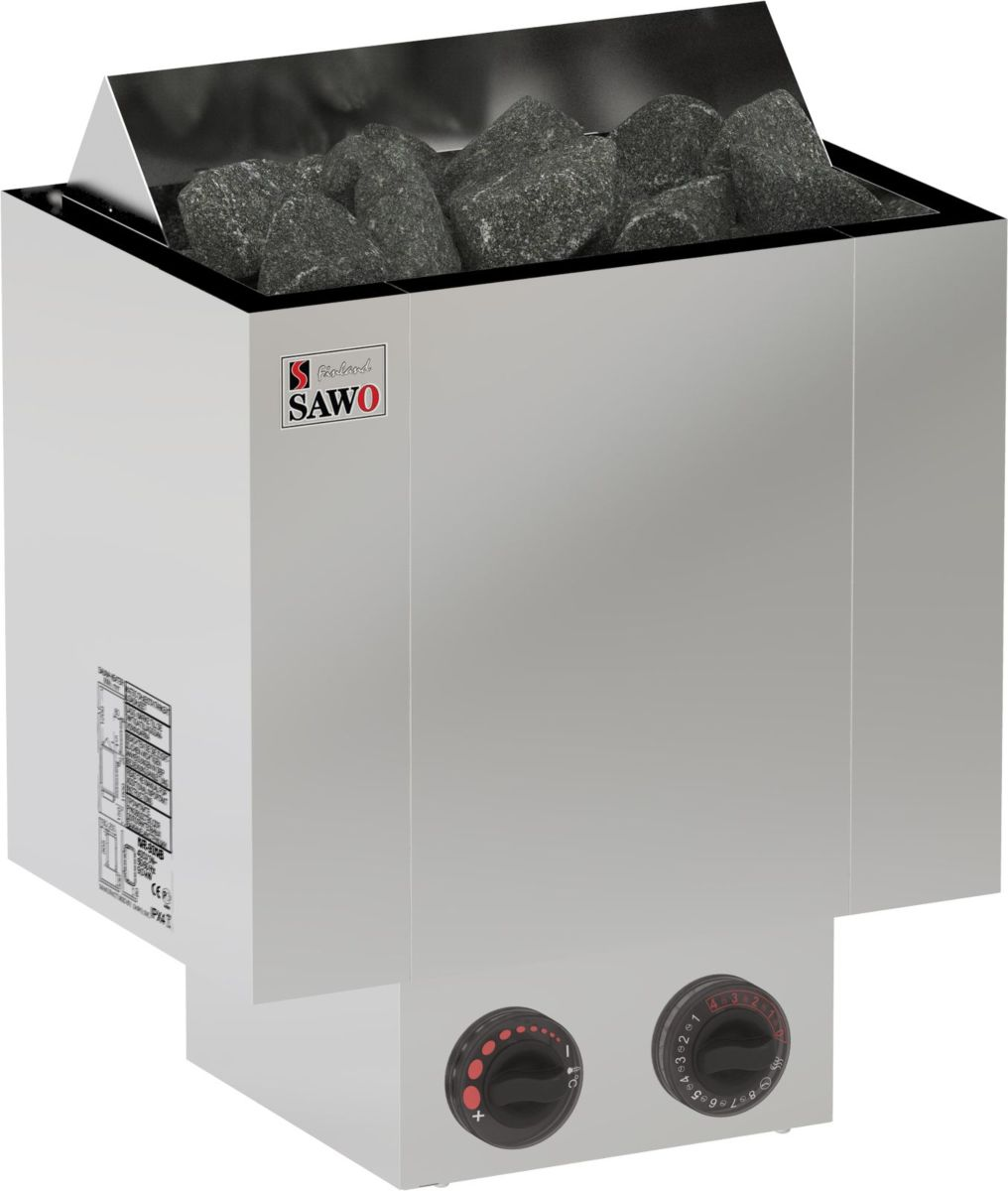 Печь для бани SAWO Nordex NRX-90NB